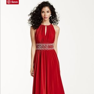 Beautiful Red Event/Formal Long Dress
